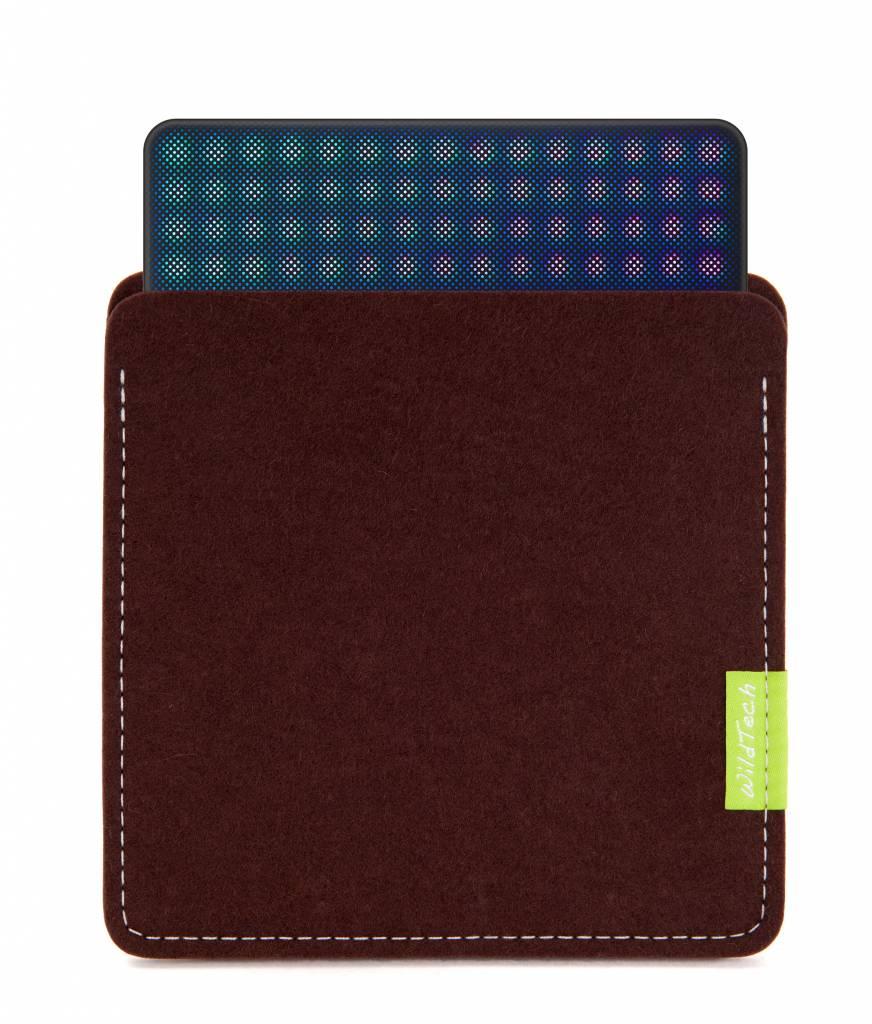 Lightpad Block Sleeve Dunkelbraun-1