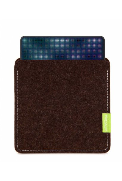 Lightpad Block Sleeve Trüffelbraun
