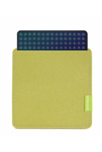 Lightpad Block Sleeve Lime-Green