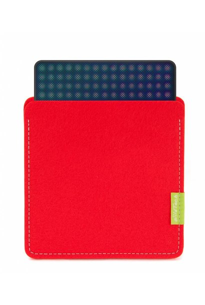 Lightpad Block Sleeve Hellrot