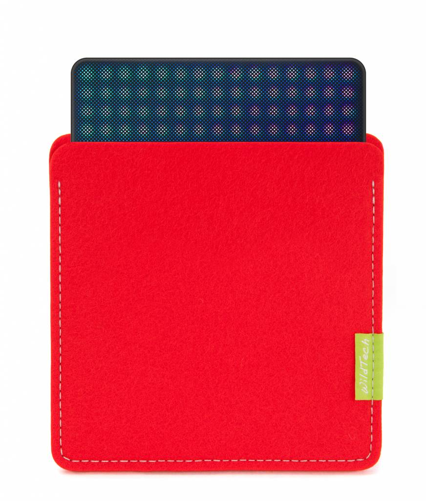 Lightpad Block Sleeve Hellrot-1