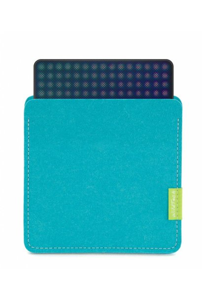 Lightpad Block Sleeve Türkis