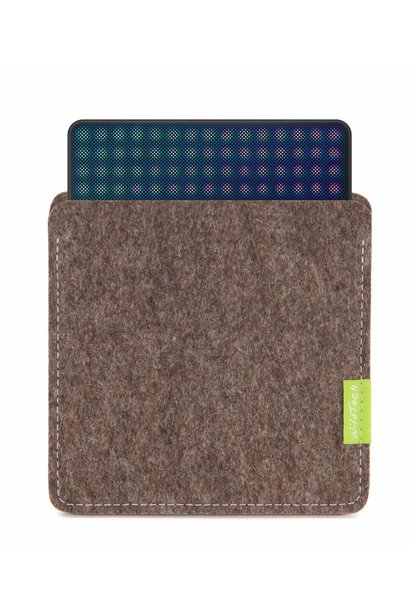 Lightpad Block Sleeve Natur-Meliert
