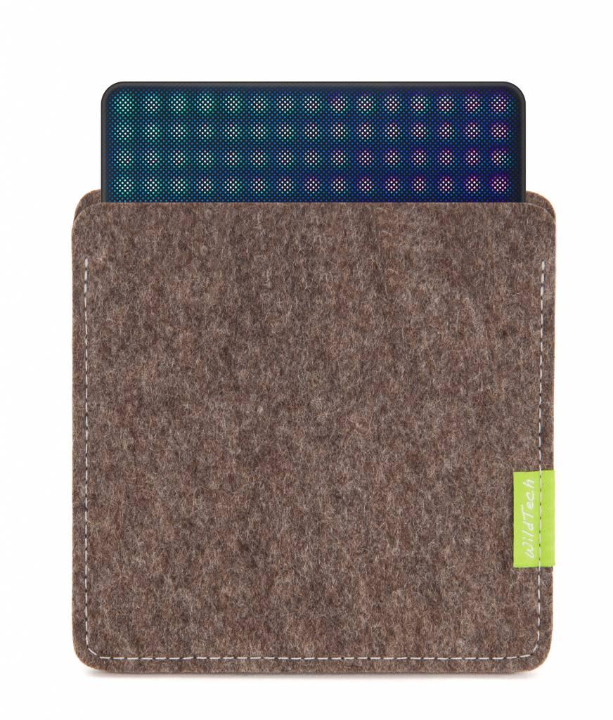 Lightpad Block Sleeve Natur-Meliert-1