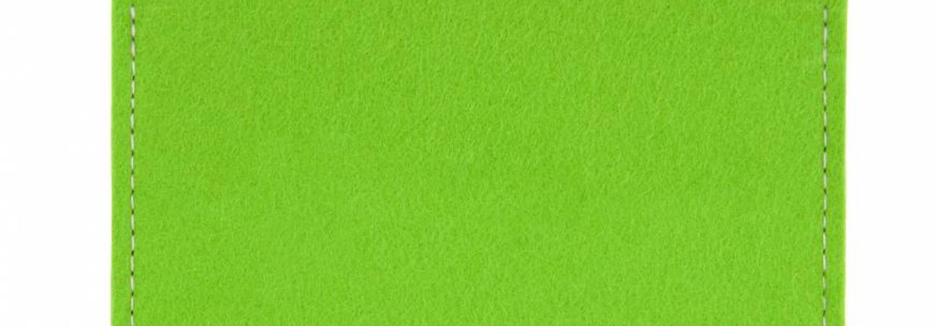 Lightpad Block Sleeve Maigrün