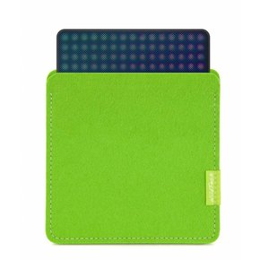 Lightpad Block Sleeve Bright-Green