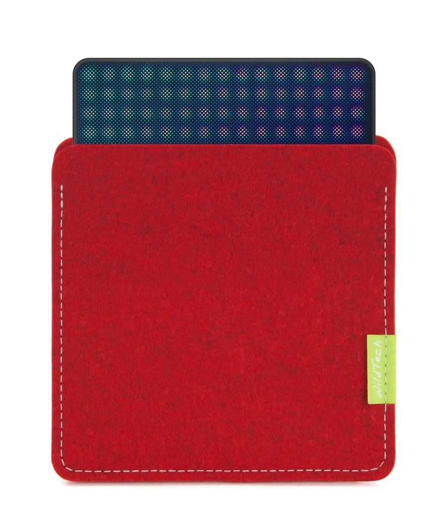 Lightpad Block Sleeve Kirschrot-1