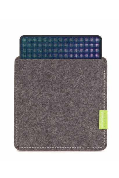 Lightpad Block Sleeve Grau