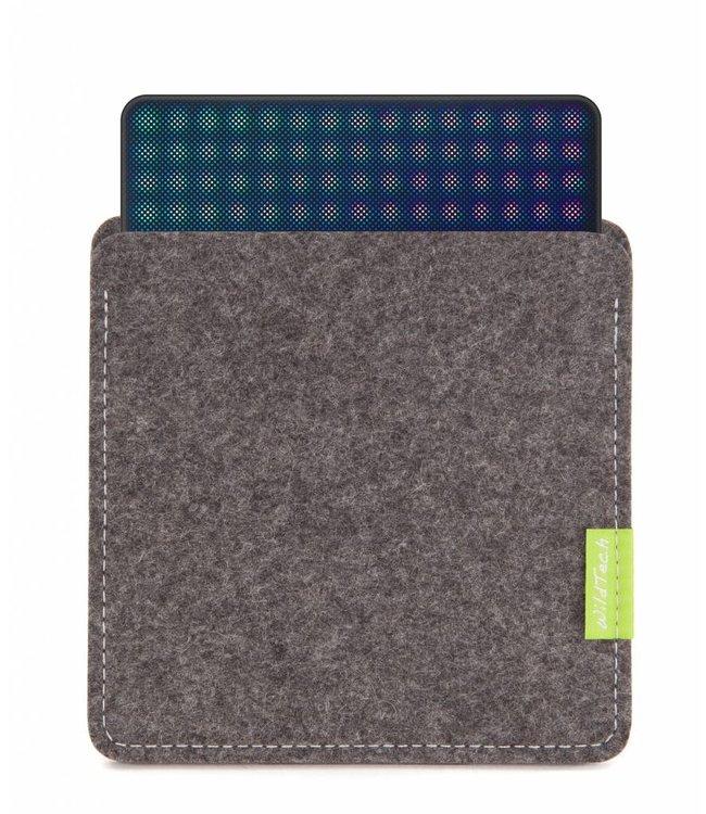 ROLI Lightpad Block Sleeve Grau