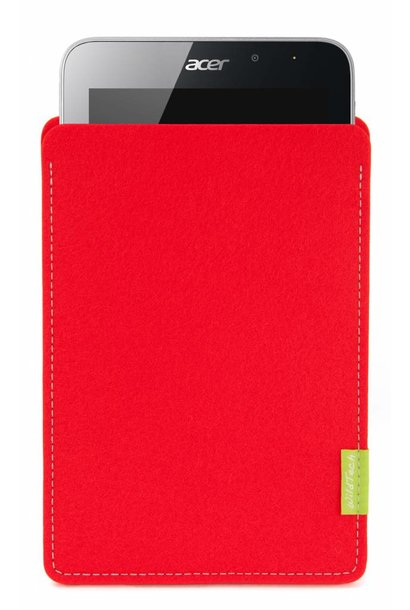 Iconia Sleeve Bright-Red