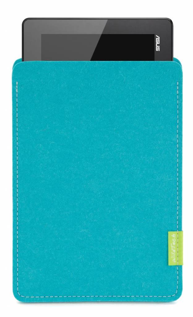 Pad/Tab Sleeve Turquoise-1
