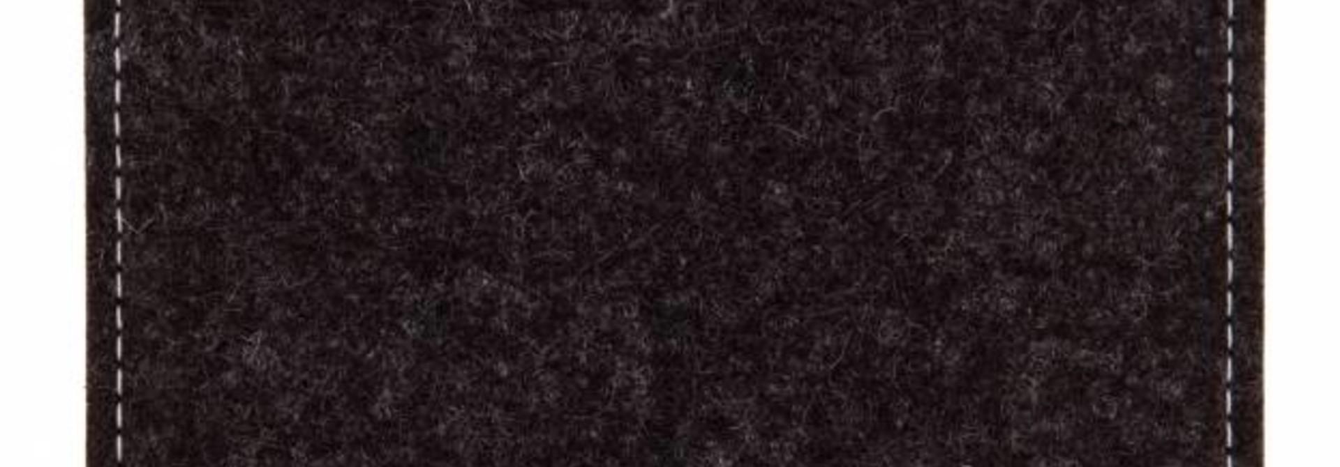 Pad/Tab Sleeve Anthracite