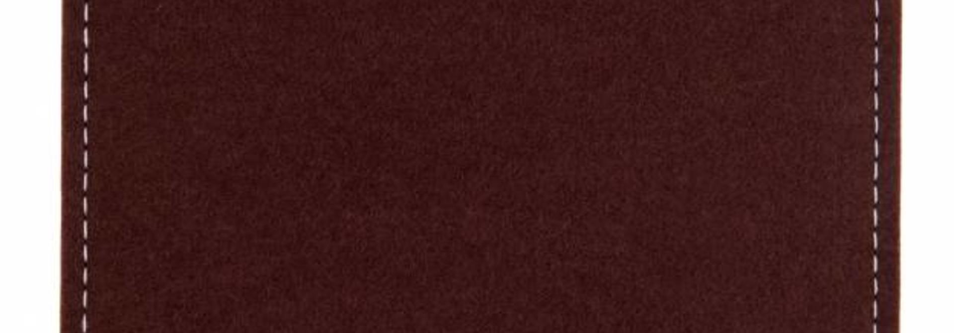 Pad/Tab Sleeve Dark-Brown