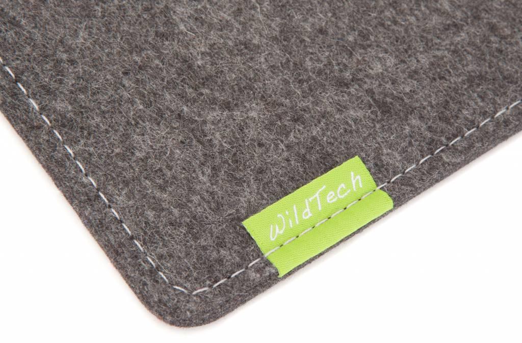 Pad/Tab Sleeve Grau-2