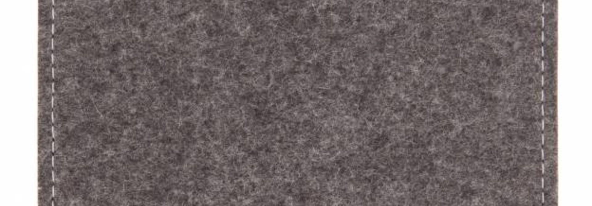 Pad/Tab Sleeve Grau