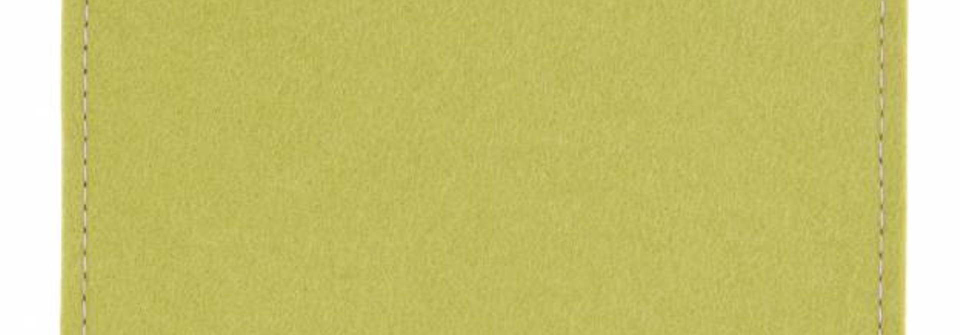 Pad/Tab Sleeve Lindgrün