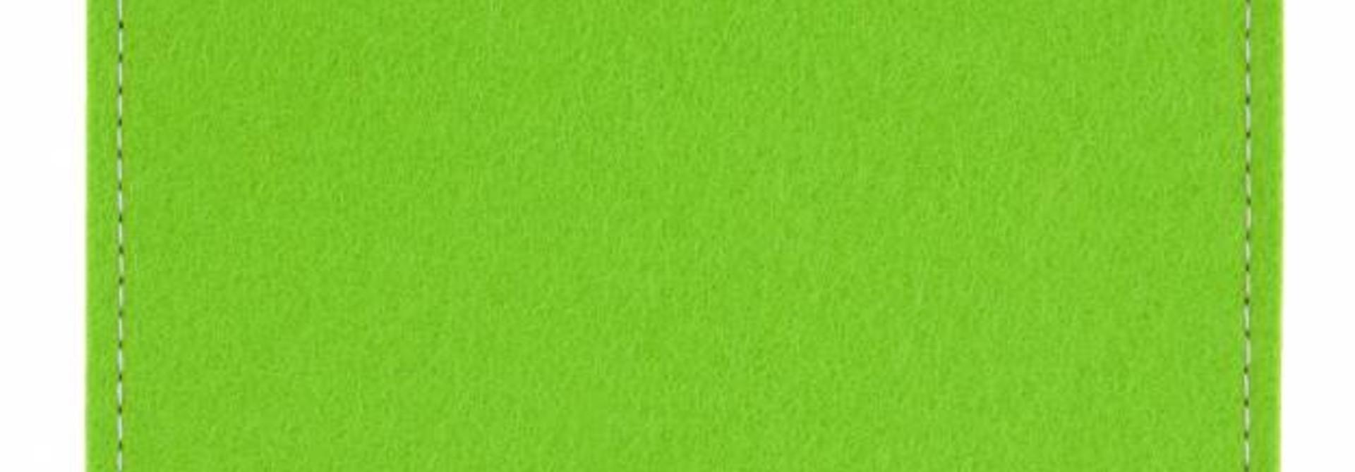 Pad/Tab Sleeve Maigrün
