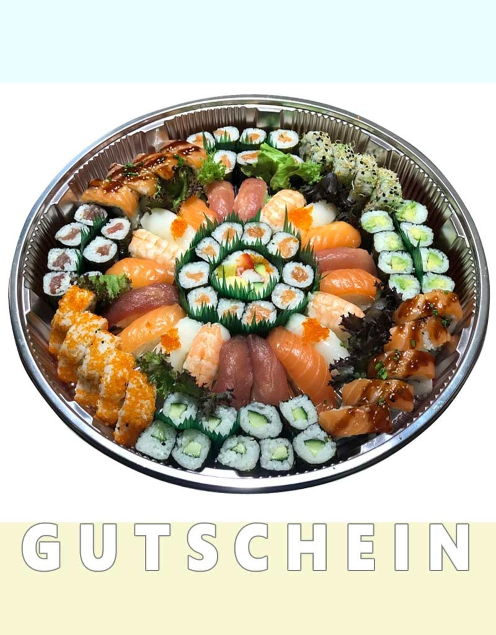 Gutschein für Momo & Sushi Abend-Buffet