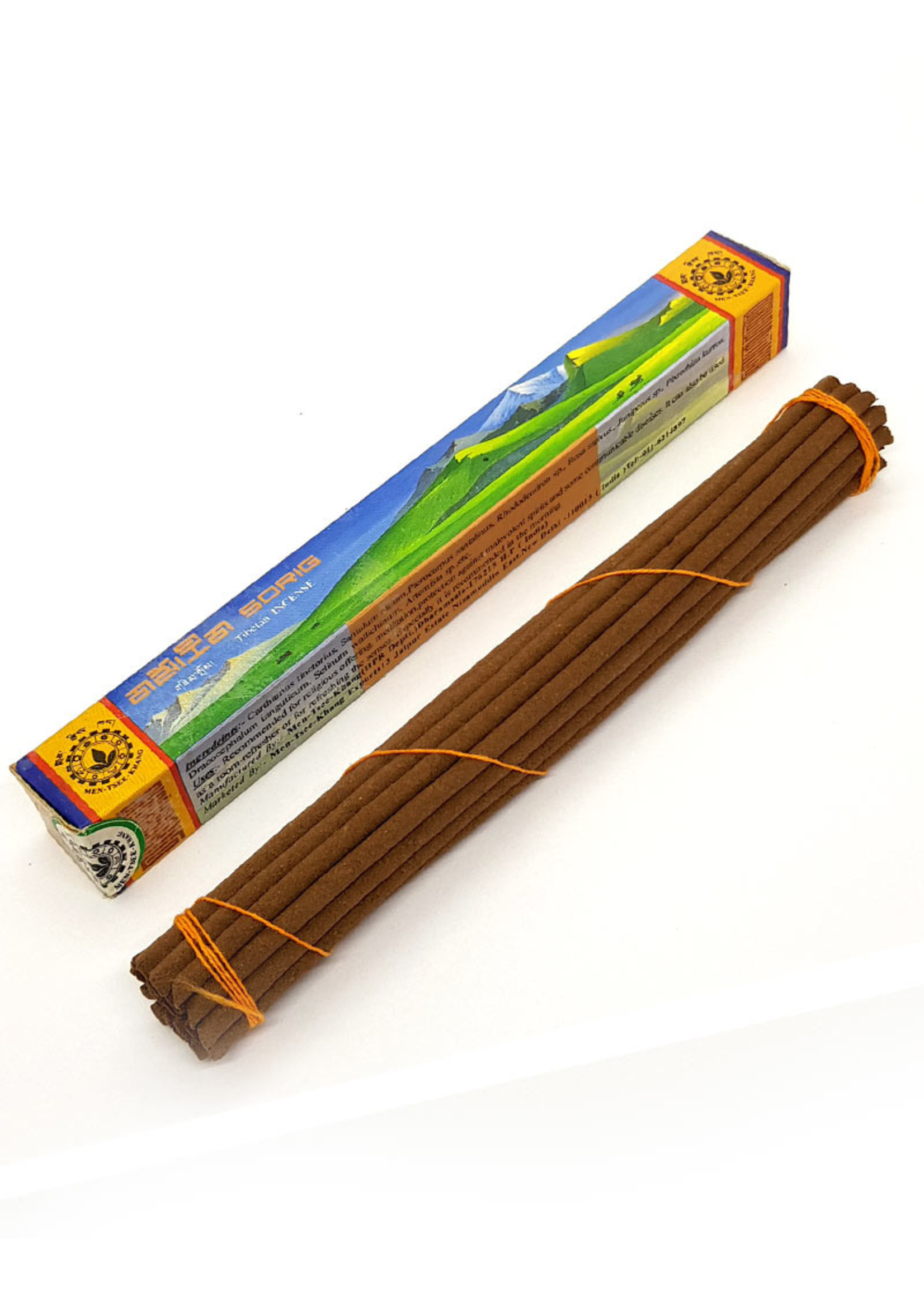 Tibetische Räucherstäbchen Sorig Tibetan Incense