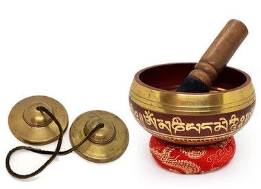 Klangschalen & Meditation