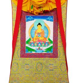 Tibetisches Thangka Buddha