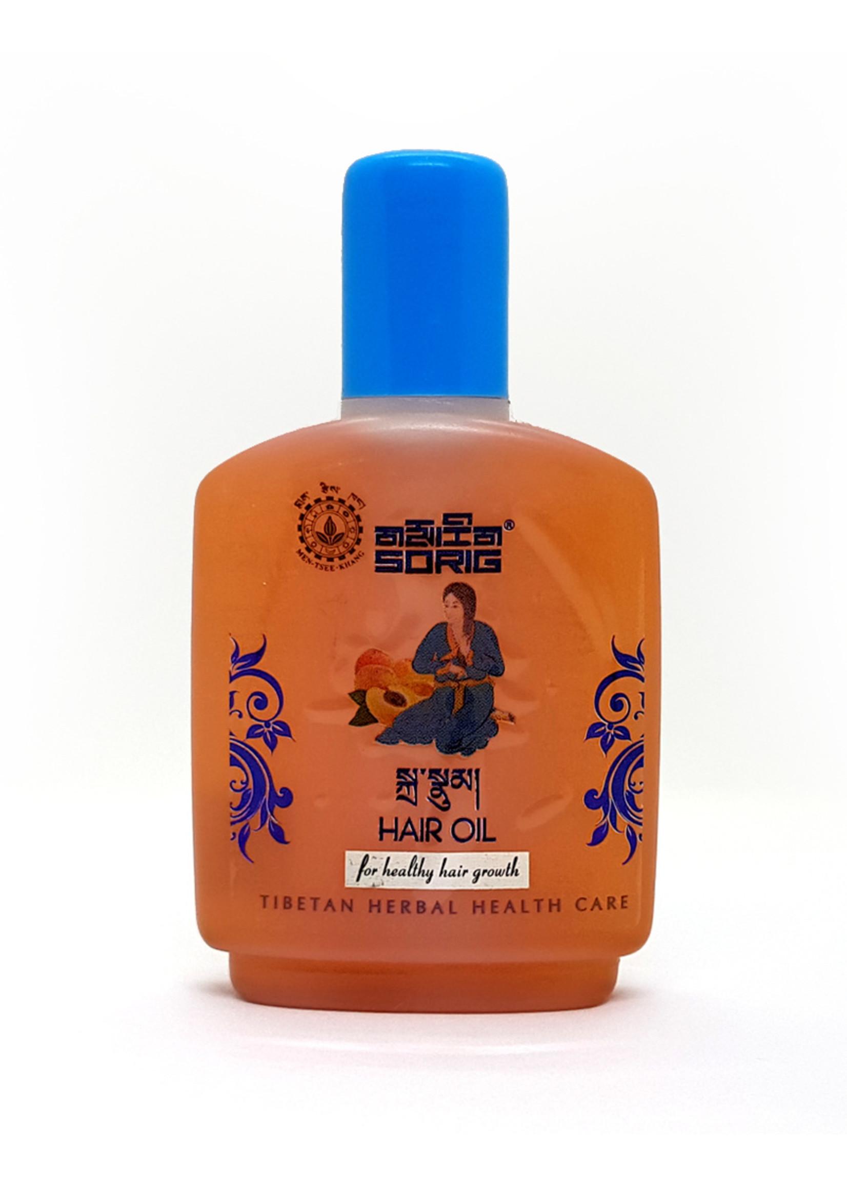Tibetisches Kräuter-Haaröl SORIG TA-NUUM, 100 ml