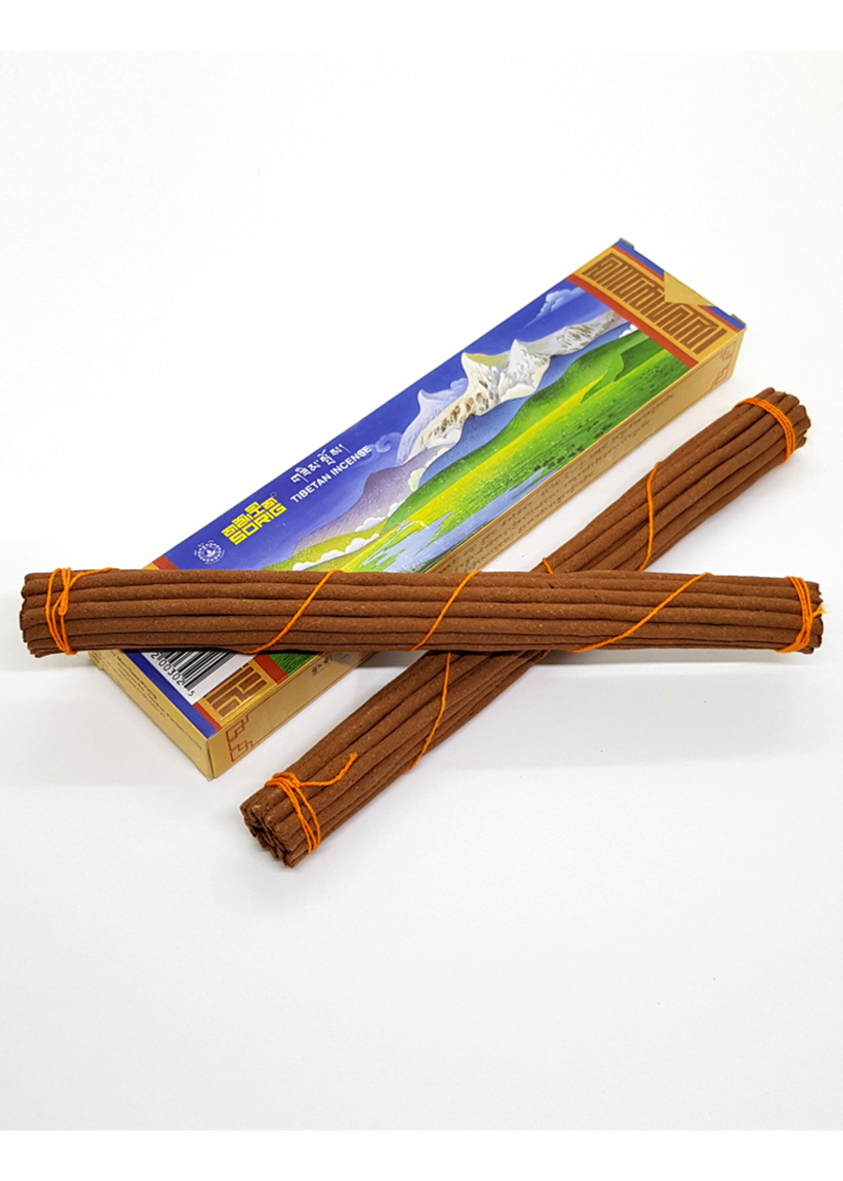 Tibetische Räucherstäbchen Sorig Tibetan Incense, Duo