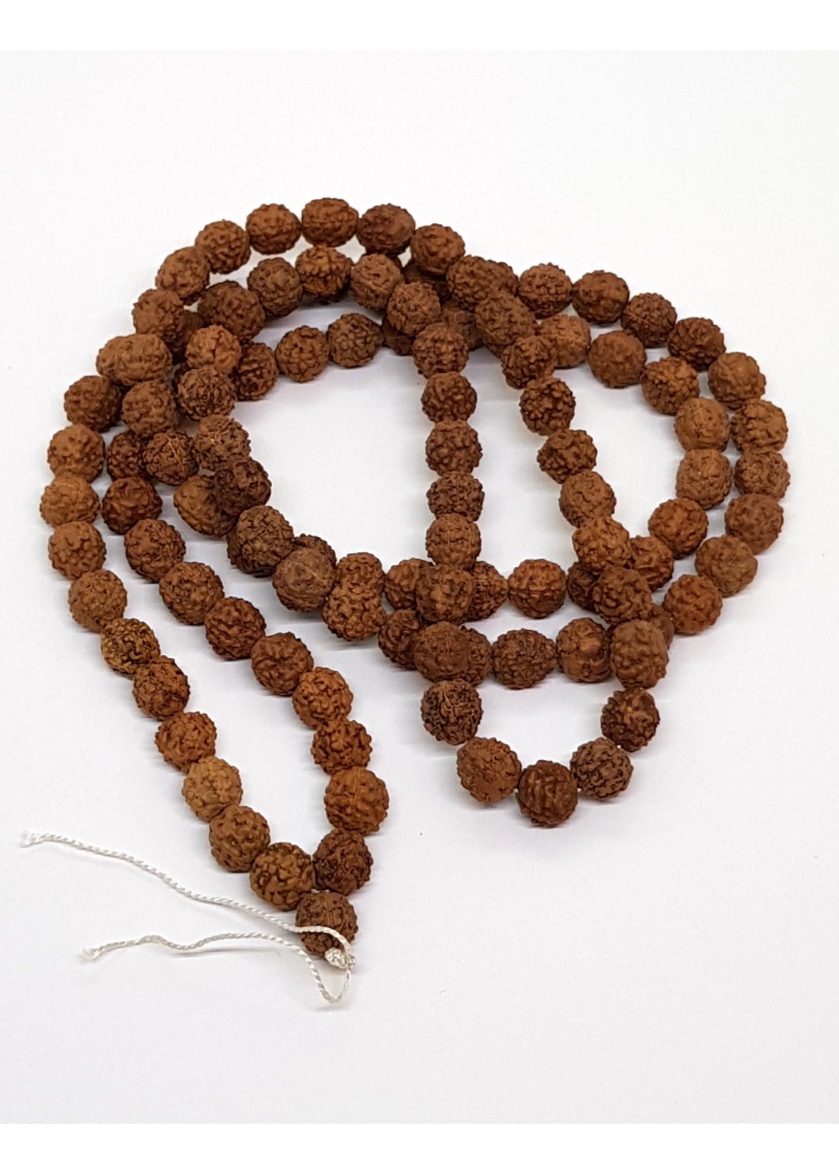 Gebetskette Rudraksha