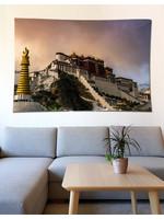 Wandtuch Potala Palast, 200 x 150 cm