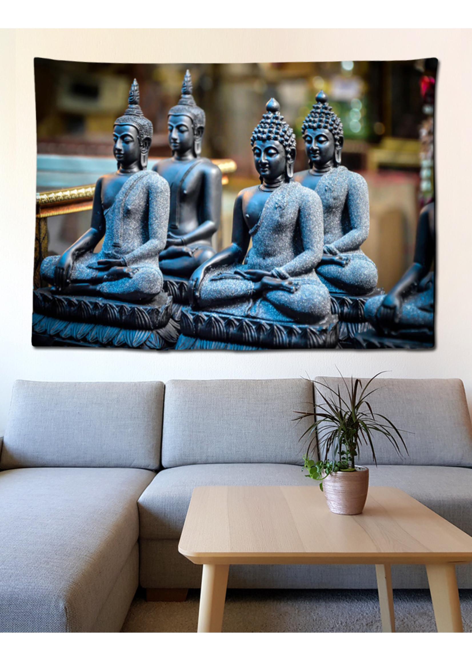 Wandtuch Buddhas, 200 x 150 cm