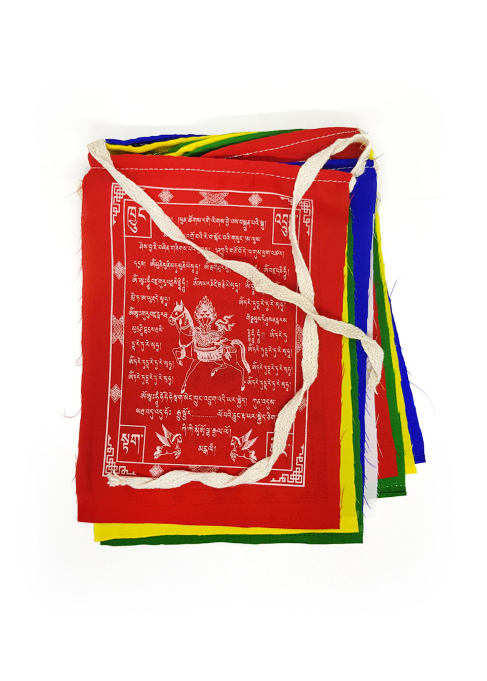 Tibetische Gebetsfahnen Klein, Polyester