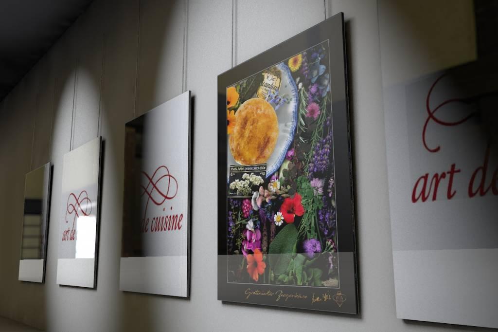 Art de Cuisine GmbH Gratinierter Ziegenkäse