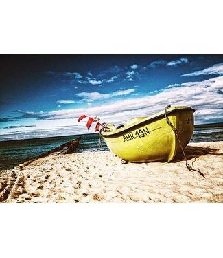 Werbe-/Produktfotograf Marcel Mende Boot am Strand