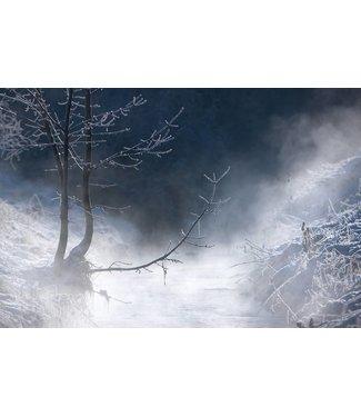 Werbe-/Produktfotograf Marcel Mende Bach im Winter