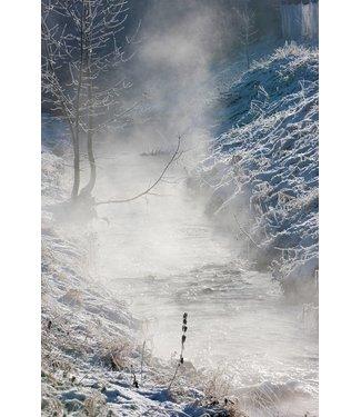 Werbe-/Produktfotograf Marcel Mende Wassserlauf im Winter