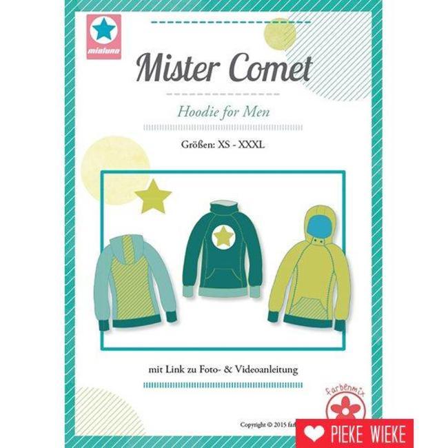 Farbenmix Pattern Mister Comet