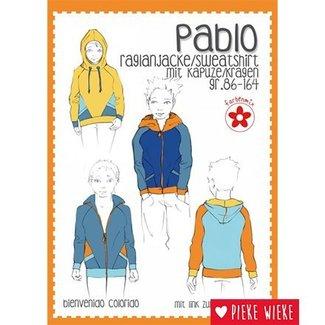 Farbenmix Patroon Pablo jongens