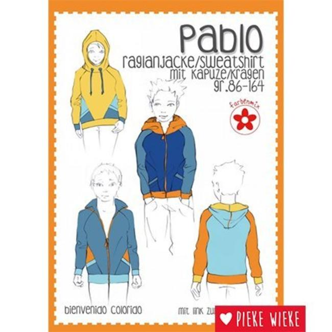 Farbenmix Pattern Pablo boys