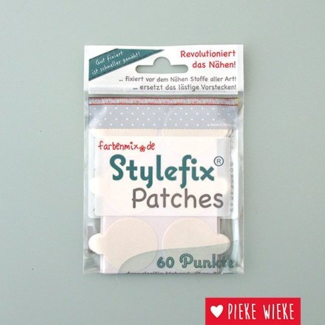 Farbenmix Stylefix patches
