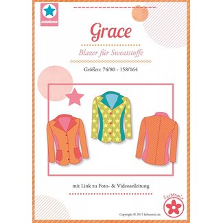 Farbenmix Copy of Patroon Lady Grace Blazer