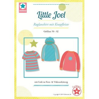Farbenmix Patroon Little Joel shirt