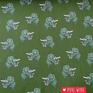 Bloome CPH Jersey Triceratops Green