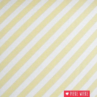 Canvas Stripes yellow