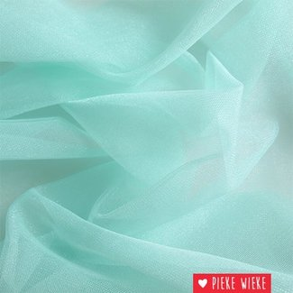 Shiny Tulle mint