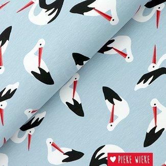 Jersey Storks blue
