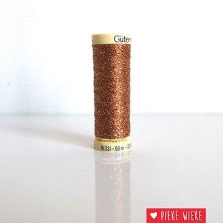 Gütermann Metallic thread copper 50m