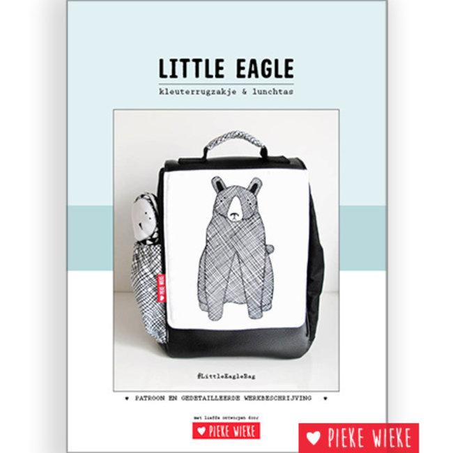 Pieke Wieke Little Eagle bag digital pattern (Dutch)