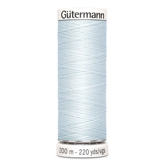 Gütermann All purpose yarn 200 m colour 193 Arctic blue