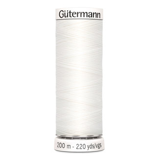 Gütermann Sew-all Thread 200m Nr. 800