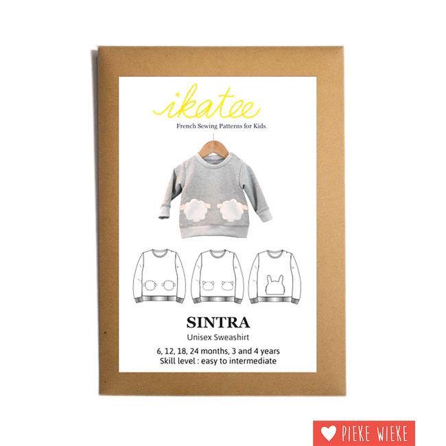Ikatee Pattern Sintra Sweatshirt